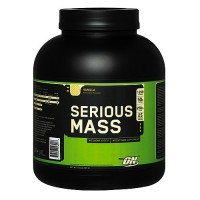 Optimum Nutrition Serious Mass 2270 гр