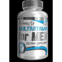 BioTechUSA MULTIVITAMIN FOR MEN 60tabs