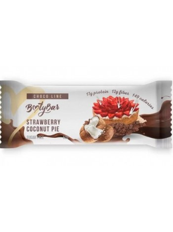 BootyBar Choco Line 50 гр (вкусы в ассортименте)