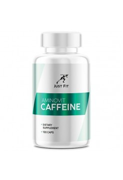 JUST FIT Aminovit Caffeine 100 капс