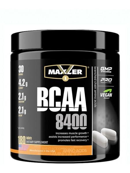 Maxler BCAA 8400 180t
