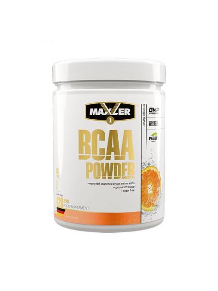 Maxler BCAA Powder 420 г со вкусами в ассортименте