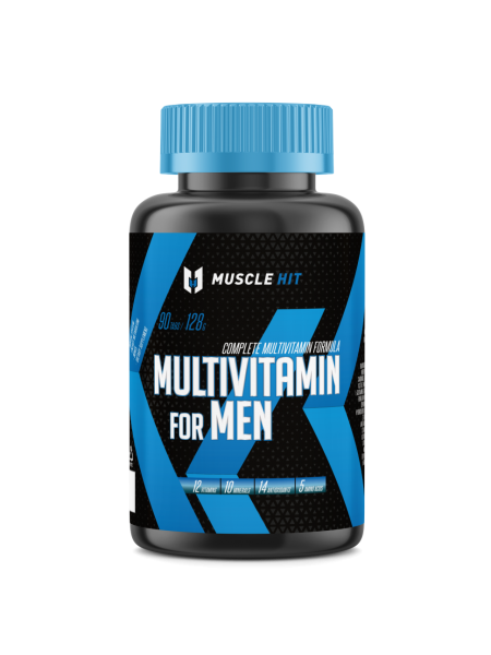 Muscle Hit Elite Multivitamin for Men 90 таб