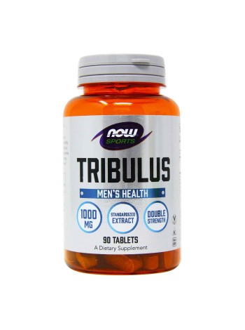 NOW Tribulus 1000 mg 90 таб