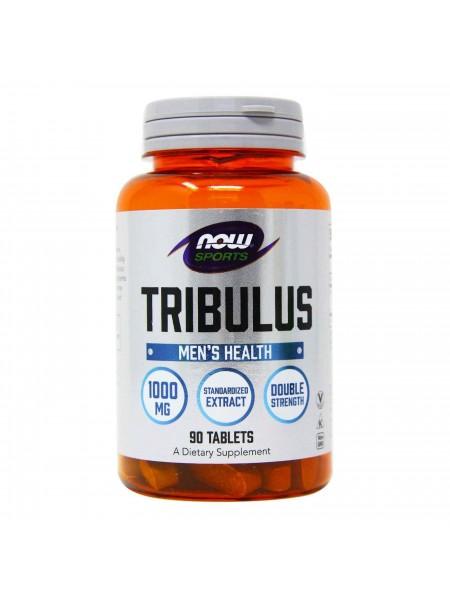 NOW Tribulus 1000 mg 90 таб