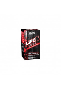 Nutrex Lipo-6 Black Ultra Concentrate 60c