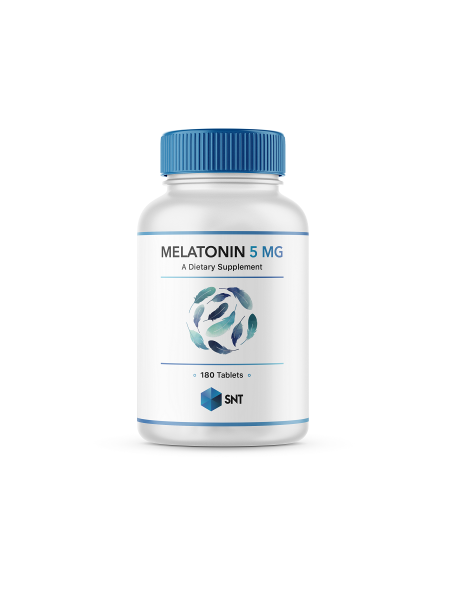 SNT Melatonin 5 мг 180 таб