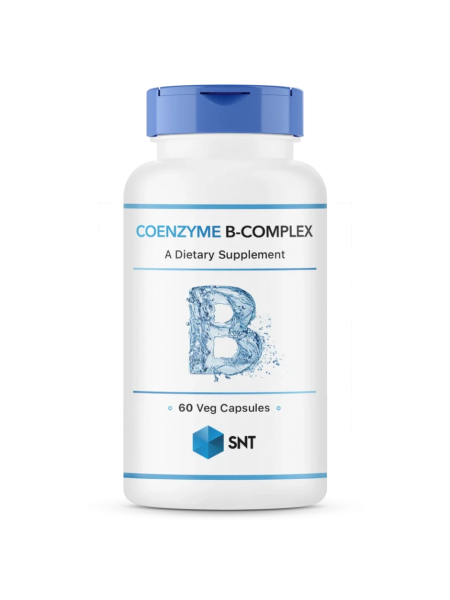 SNT Coenzyme B-Complex 60 вег капс