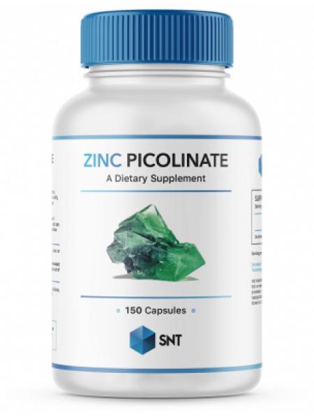 SNT Zinc Picolinate 50 mg (150 капс)