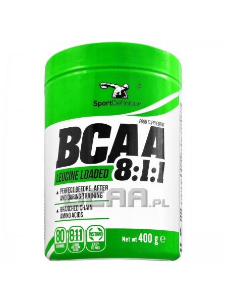 Sport Definition BCAA Definition 8:1:1 400 г