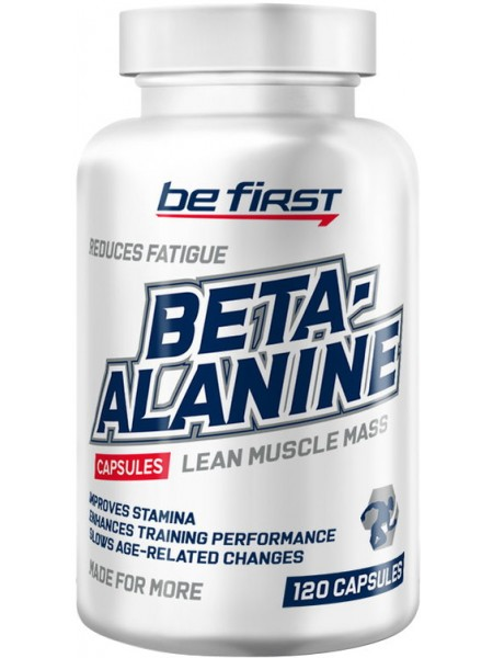 BE FIRST BETA-ALANINE - 120 КАПСУЛ