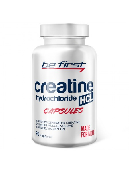 Be First Creatine HCL 90 caps
