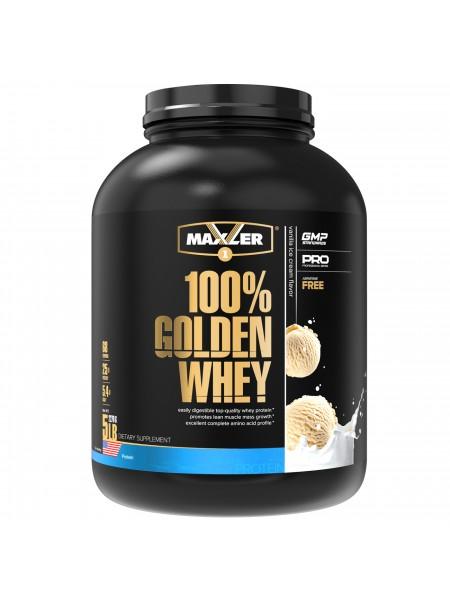 Maxler Golden Whey 2,27kg
