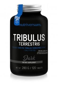Nutriversum tribulus terrestris dark 120tabs