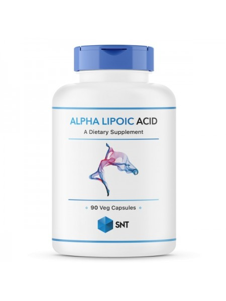 SNT Alpha lipoic acid 600mg 90caps