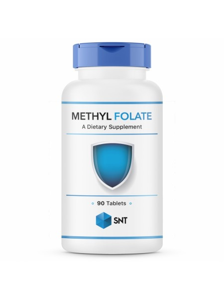 SNT Methyl Folate 90tabs