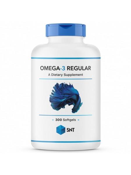 SNT Omega 3 Regular 180/120 softgel 300 капс