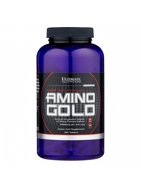 Ultimate Nutrition Amino Gold 325 tabs