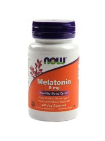 NOW Melatonin 3 mg 60c