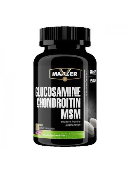 Maxler Glucosamine-Chondroitine-MSM 90t