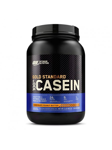 Optimum Nutrition 100% Casein 908 гр