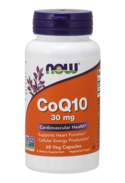 NOW CoQ10 30 мг 60 капс
