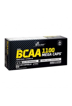 Olimp BCAA mega caps 1100 120cap