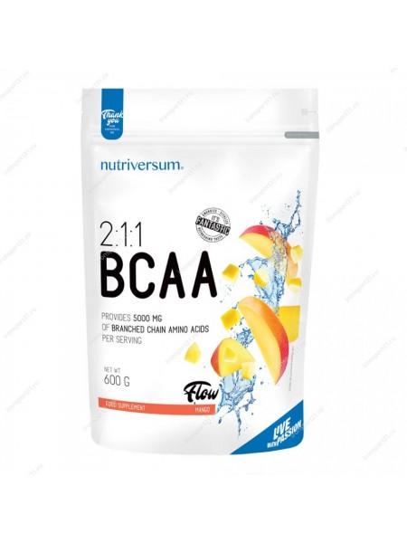 NUTRIVERSUM PURE PRO BCAA Flow 2:1:1 600гр