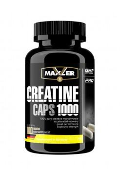 Maxler Creatine CAPS 1000 100сар