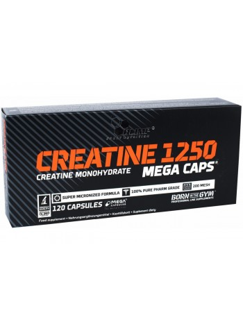 Olimp Creatine mega caps 1250 120cap