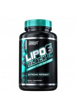 Nutrex Lipo-6 Black Hers 120cap
