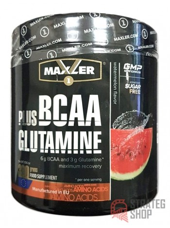 Maxler BCAA+Glutamine 300g