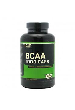 Optimum Nutrition BCAA 1000 200cap