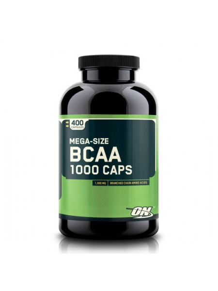 Optimum Nutrition BCAA 1000 400cap