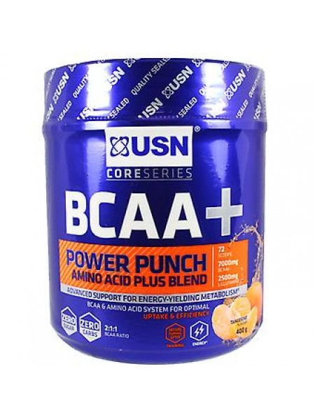 USN BCAA+ Power Punch 400 г