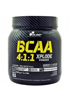 OLIMP BCAA 4 1 1 Xplode Powder 200 г