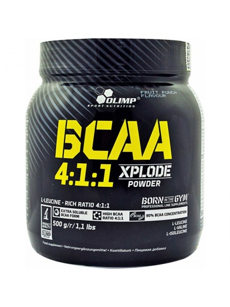 OLIMP BCAA 4 1 1 Xplode Powder 500 г