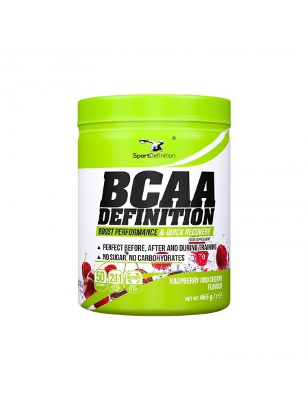 SPORTDEFINITION BCAA Definition (2:1:1 Instant), 465 г