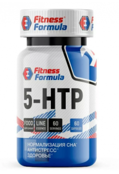 Fitness Formula 5-HTP 100 мг 30 капс