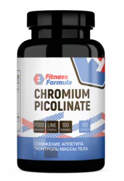 Fitness Formula Chromium Picolinate 200 мкг 100 капс