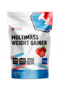 Fitness Formula Multimass Weight Gainer 1000 г