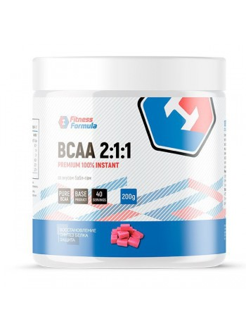 Fitness Formula 100% BCAA 2:1:1 Premium 500 г