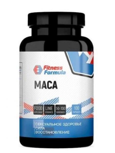 Fitness Formula Maca 600 мг 100 капс