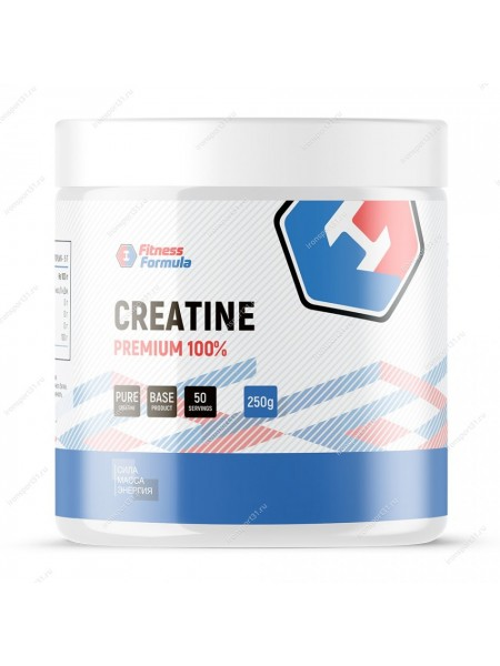 Fitness Formula 100% Creatine Premium 250 гр.