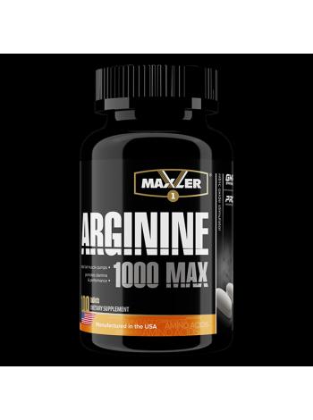 Maxler Arginine 1000 MAX100 таб