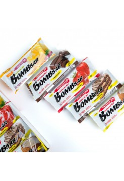 BombBar Natural bar + Vitamin C 60гр