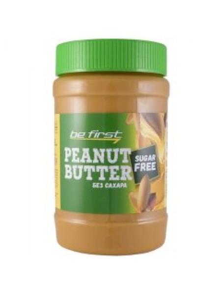 Be First Арахисовая паста Sugar Free (без сахара) 510 гр