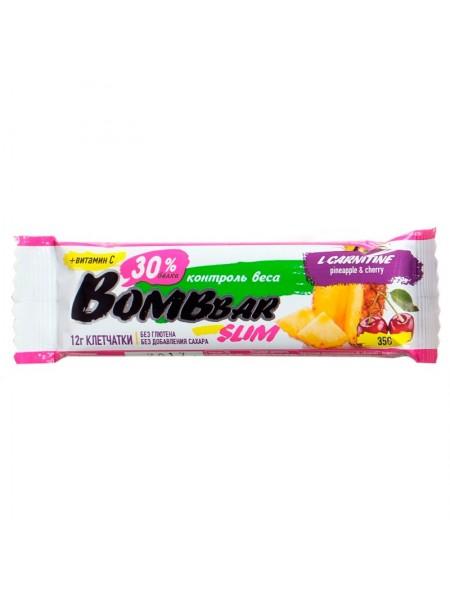 BombBar SLIMbar + L-carnitine 35g