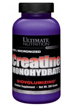 Ultimate Nutrition Creatine Monohydrate 300 гр