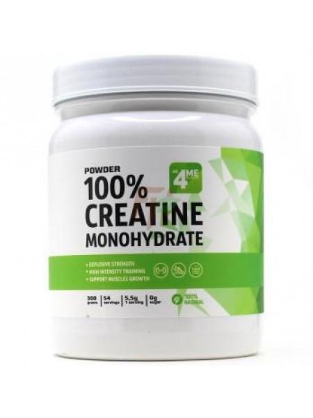 4ME NUTRITION CREATINE MONOHYDRATE 300 Г БЕЗ ВКУСА